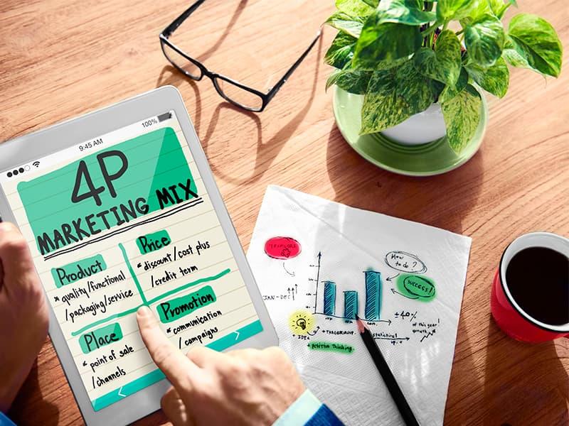Mix De Marketing Passo A Passo De Como Elaborar O Seu - Mix de Marketing – Passo a passo de como elaborar o seu!